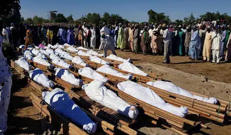 नाइजर : बंदूकधारियों के हमले में 137 लोगों की मौत