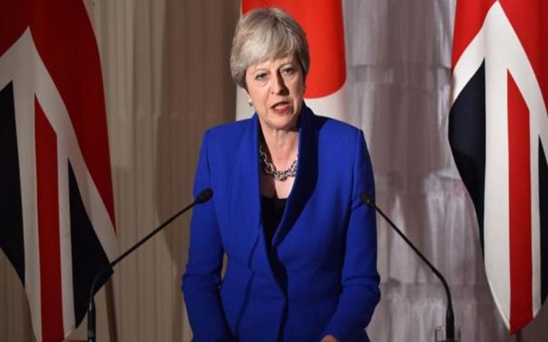 Brexit Crisis: थेरेसा मे की डील को संसद ने किया खारिज