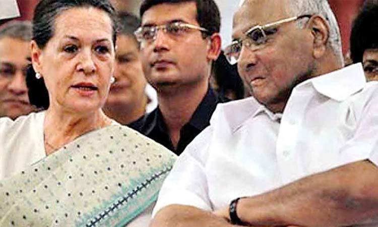 महाराष्ट्र: अब सोमवार को मिलेंगे शरद पवार और सोनिया गांधी