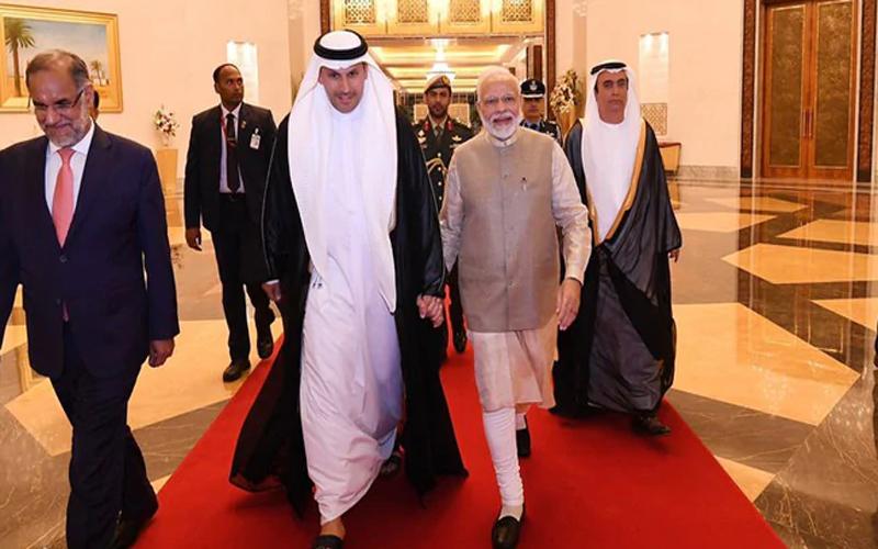 UAE के दौरे पर पीएम मोदी, मिलेगा 'ऑर्डर ऑफ जायद' का सम्मान