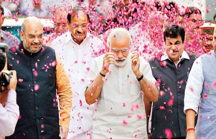पीएम मोदी बनें देश के पहले सबसे लंबे समय तक प्रधानमंत्री रहने वाले गैर कांग्रेसी नेता