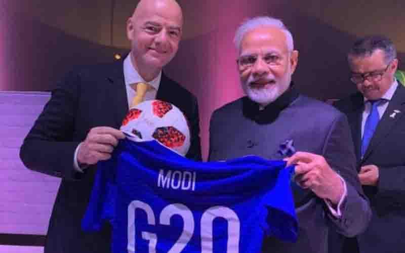 G20 Summit : भारत में होगा 2022 का जी-20 शिखर सम्मेलन