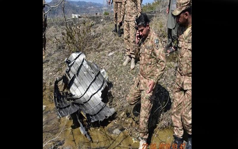 Indo-Pak Tension: पाक के एक और झूठ से उठा पर्दा, PoK में मिला उसके F16 का मलबा
