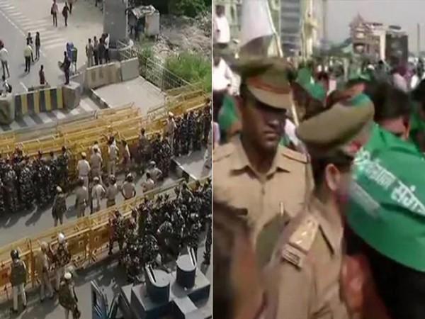 Kisan Padyatra Live Updates: सड़क पर उतरे हजारों किसान,  ये है पूरा मामला