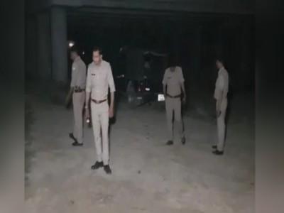 पुलिस और बदमाशों के बीच मुठभेड़,दारोगा सहित 4 घायल