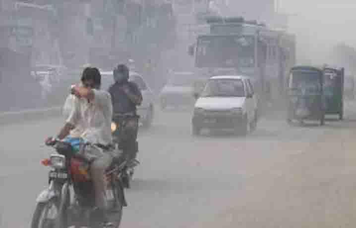 दिल्ली से ज्यादा प्रदूषित शहर हुआ कोलकाता