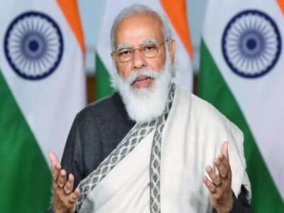 जी-7 समिट में PM मोदी ने की कोरोना वैक्सीन से पेटेंट हटाने की अपील