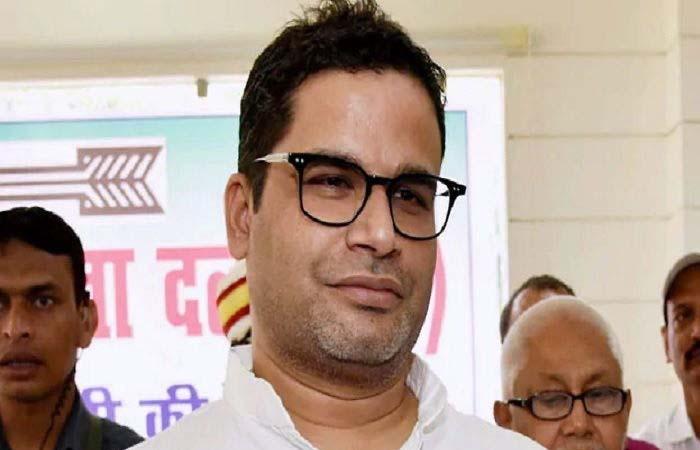 नहीं किया दिल्ली हिंसा का नीतीश कुमार ने ज्रिक तो आ गए प्रशांत किशोर के निशाने पर