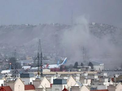 काबुल की मस्जिद में बम ब्लास्ट, दर्जनों लोग मरे