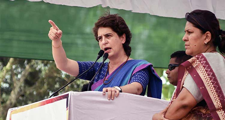 यूपी कांग्रेस ने पार्टी के इन 11 वरिष्ठ नेताओं को जारी किया नोटिस