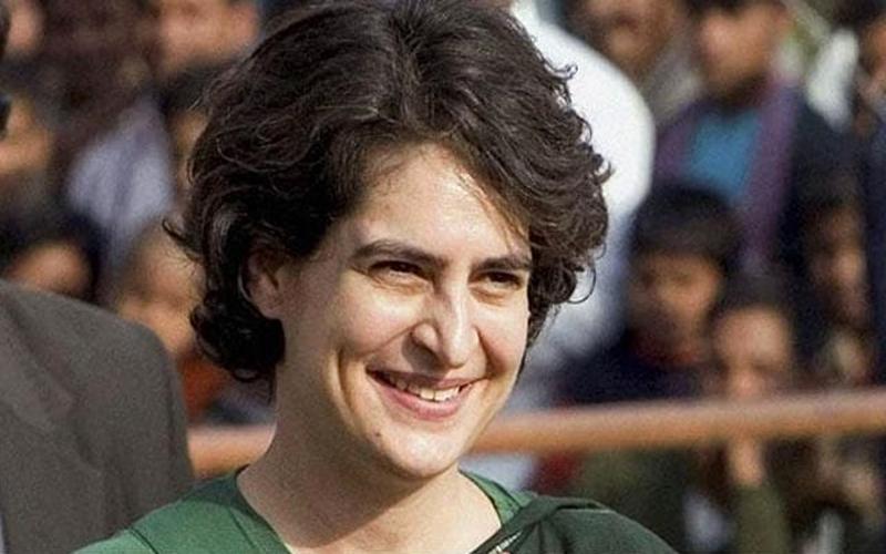 बीजेपी नेता ने सलमान और करीना से की प्रियंका गांधी की तुलना, साथ ही कह दी ये चौकने वाली बात