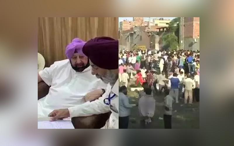 पंजाब : ट्रेन हादसे को लेकर विपक्ष ने साधा कांग्रेस सरकार पर निशाना