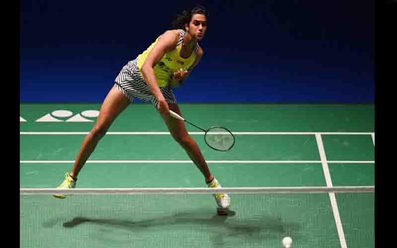 बैडमिंटन : विश्व चैम्पियनशिप के फाइनल में पहुंची पी.वी सिंधु