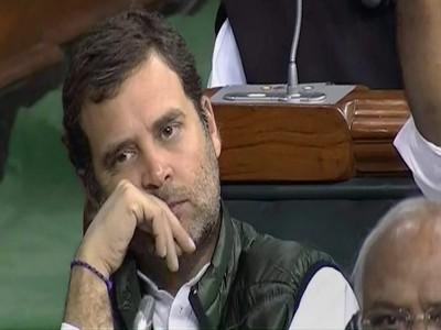मंत्री ने दिया विवादित बयान, 'कहा 500 ग्राम जहर पिएं और जिंदा रहकर दिखाएं राहुल'