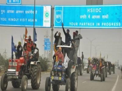 Farmers Protest: ट्रैक्टर रैली के रूट पर किसानों ने मांगी लिखित इजाजत