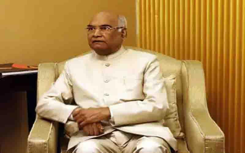 लीसटेंसटाइन के साथ आर्थिक संबंधों को मजबूत बनाने को लेकर भारत गंभीर: राष्ट्रपति