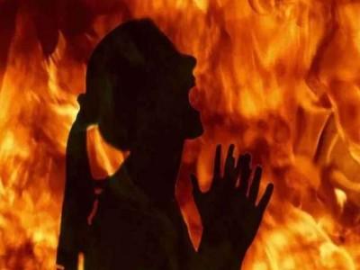 Unnao Victim Set ablaze: उन्नाव में हैदराबाद जैसी हैवानियत