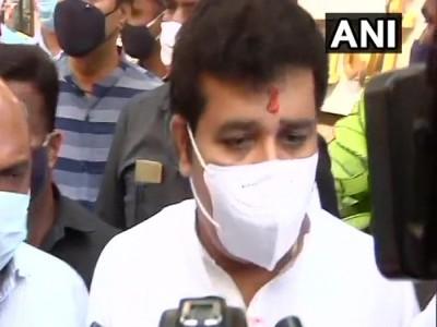 महाराष्ट्र के वन मंत्री संजय राठौड़ ने दिया इस्तीफा