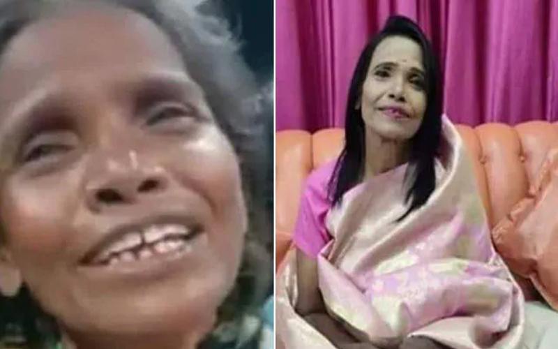 रानू मंडल ने फिर जीता लोगों का दिल, आवाज सुन तालियों से गूंज उठा माहौल, देखें Video
