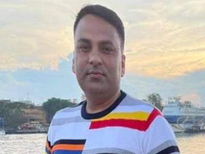 इंडिगो मैनेजर रूपेश सिंह हत्याकांड: CCTV कैमरे में दिखे बाइक सवार दो युवकों की तलाश