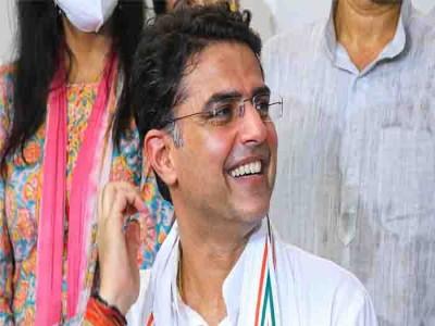 Rajasthan News: प्रियंका गांधी के करीबी नेता का सचिन पायलट को मुख्यतमंत्री बनने का आशीर्वाद