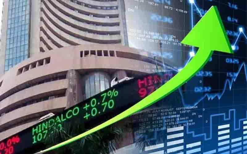 सेंसेक्स की उछाल से निवेशकों की संपत्ति 2.98 लाख करोड़ रुपये बढ़ी