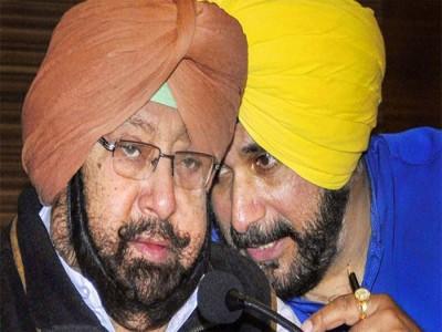 अमरिंदर सिंह का नवजोत सिंह सिद्धू पर हमला, कहा- इमरान खान से है दोस्ती