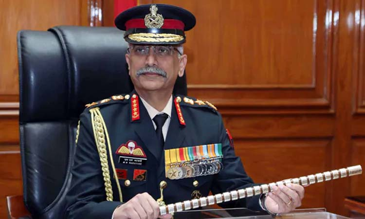 नए सेना प्रमुख ने दी पाक को सीधी चेतावनी, आतंकवाद को लेकर कही ये बात