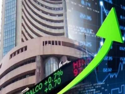 शेयर मार्केट में बड़ा उछाल: सेंसेक्स ने पार किया रिकॉर्ड 41,120 का आंकड़ा