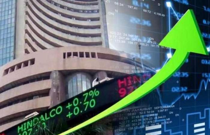 Share Market: 50 हजार के रिकॉर्ड स्तर से कुछ अंक ही दूर सेंसेक्स