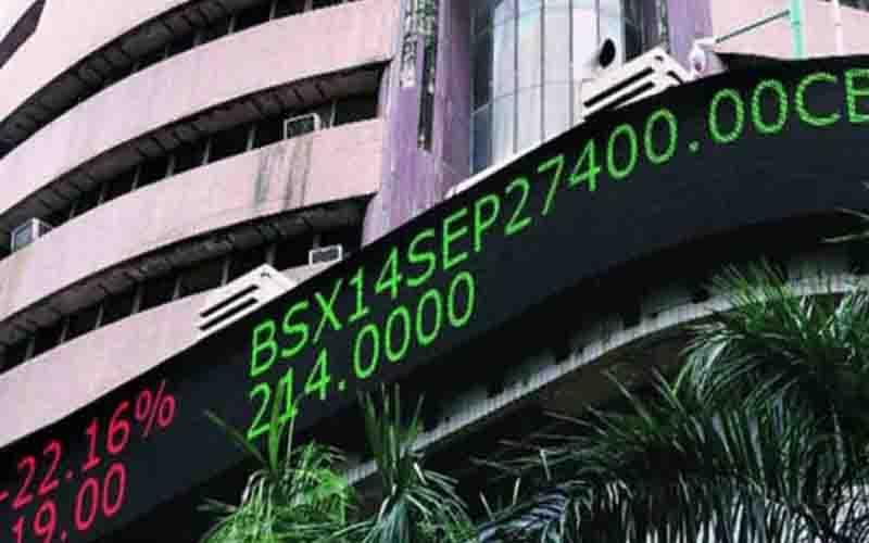 तिमाही नतीजों, रुपये के उतार-चढ़ाव से तय होगी शेयर बाजार की दिशा
