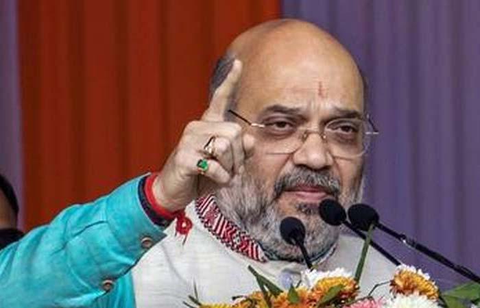 अमित शाह की कोलकाता रैली में लगे थे 'देश के गद्दारों को, गोली मारो...' के नारे