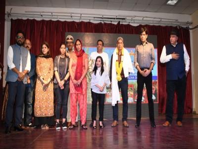 शहीदों के परिवारों के सम्मान के साथ सम्पन्न हुआ तीसरा शहीद भगत सिंह गौरव पुरस्कार
