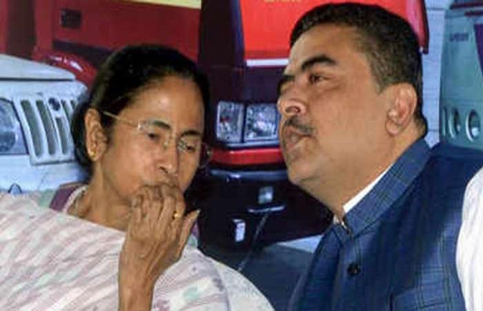 ममता बनर्जी बंगाल की बेटी नहीं, घुसपैठियों की मौसी और रोहिंग्याओं की चाची हैं- शुभेंदु अधिकारी