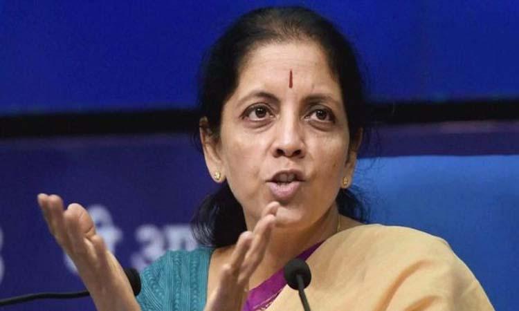कांग्रेस का एजेंडा राफेल सौदा रद्द कराने का है : सीतारमण