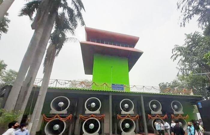 जानें क्या होता है स्मॉग टावर और कैसे करता है यह काम, ऐसे मिलेगा दिल्लीवालों को फायदा