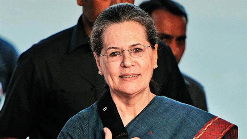 23 बड़े नेताओं ने सोनिया गांधी से की कांग्रेस में बड़े बदलाव की अपील