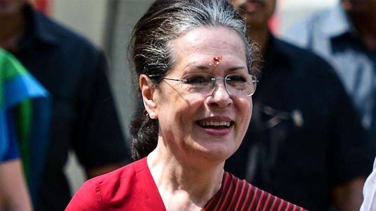 सोनिया गांधी ने पीएम मोदी को उनके 69वें जन्मदिन पर दी बधाई