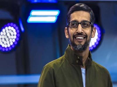 सुंदर पिचाई बनें Google की पैरेंट कंपनी अल्फाबेट का CEO