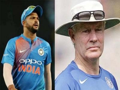 ग्रेग चैपल गलत नहीं थे क्योंकि उनका इरादा भारत को मजबूत बनाने का था- सुरेश रैना