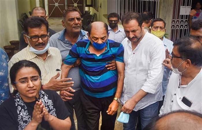 Sushant Case: सुशांत सिंह राजपूत की संपत्ति पर पिता बोले- इस पर केवल मेरा हक