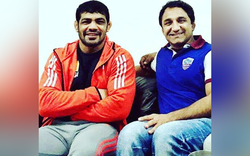 कुश्ती से प्यार के कारण अभी तक खेल रहा हूं : सुशील कुमार
