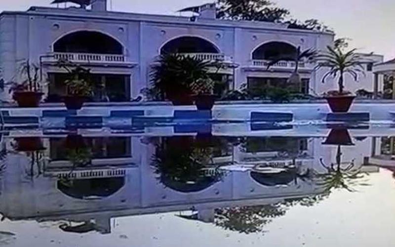 पटना : सेवन स्टार होटल से कम नहीं था तेजस्वी यादव का सरकारी बंगला