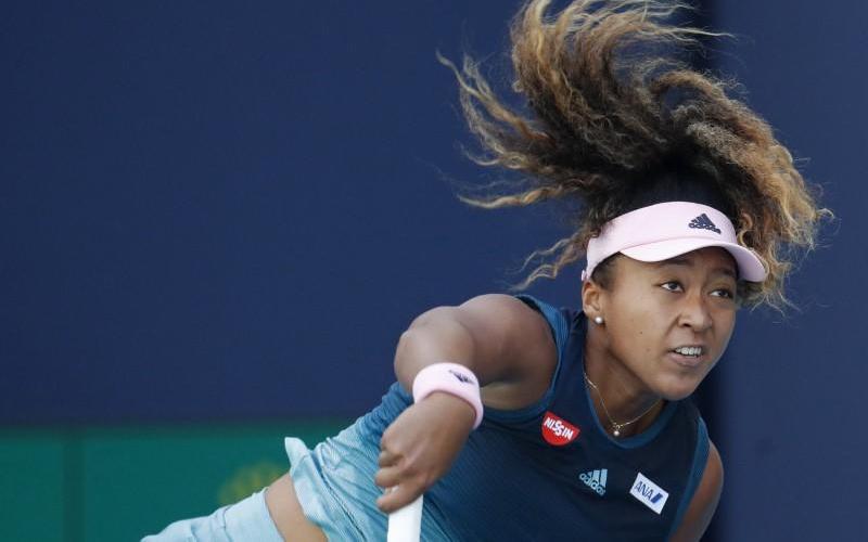 Miami Open: दुनिया की नंबर-1 टेनिस खिलाड़ी ओसाका हारीं