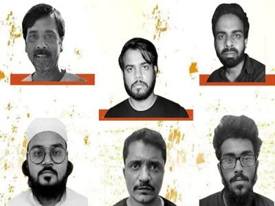 दिल्ली पुलिस की स्पेशल सेल और यूपी एटीएस की टीम ने ज्वाइंट ऑपरेशन में 6 आतंकियों को किया गिरफ्तार
