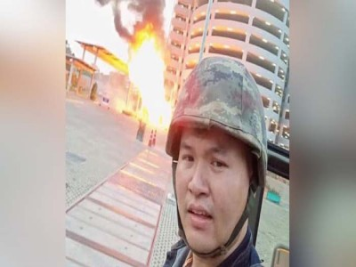 थाइलैंड : शॉपिंग सेंटर में घुसकर सैनिक ने की अंधाधुंध गोलीबारी, 20 की मौत