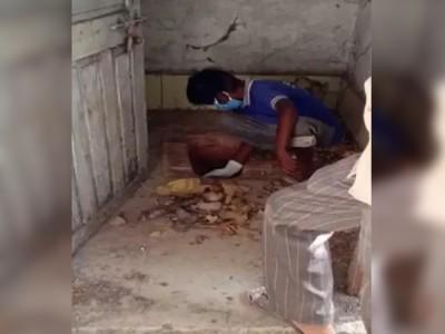 महाराष्ट्र: 8 साल के बच्चे से कराया गया कोरोना मरीजों का टॉयलेट साफ