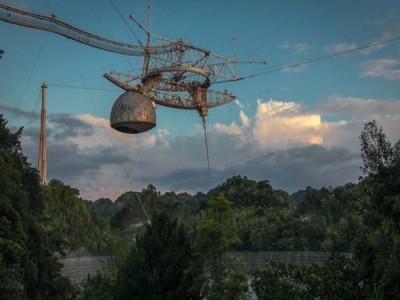 Big Breaking News : अब नहीं मिलेगी एलियन की जानकारी, टेलिस्कोप गिरने से नष्ट हुआ दुनिया का सबसे बड़ा एंटीना
