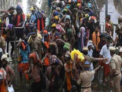 सबरीमाला मामला: खाली हाथ मुंबई लौंटी तृप्ति