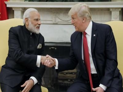 अमेरिका के 44 सांसदों ने की ट्रंप से भारत का तरजीही व्यापार दर्जा वापस देंने की अपील